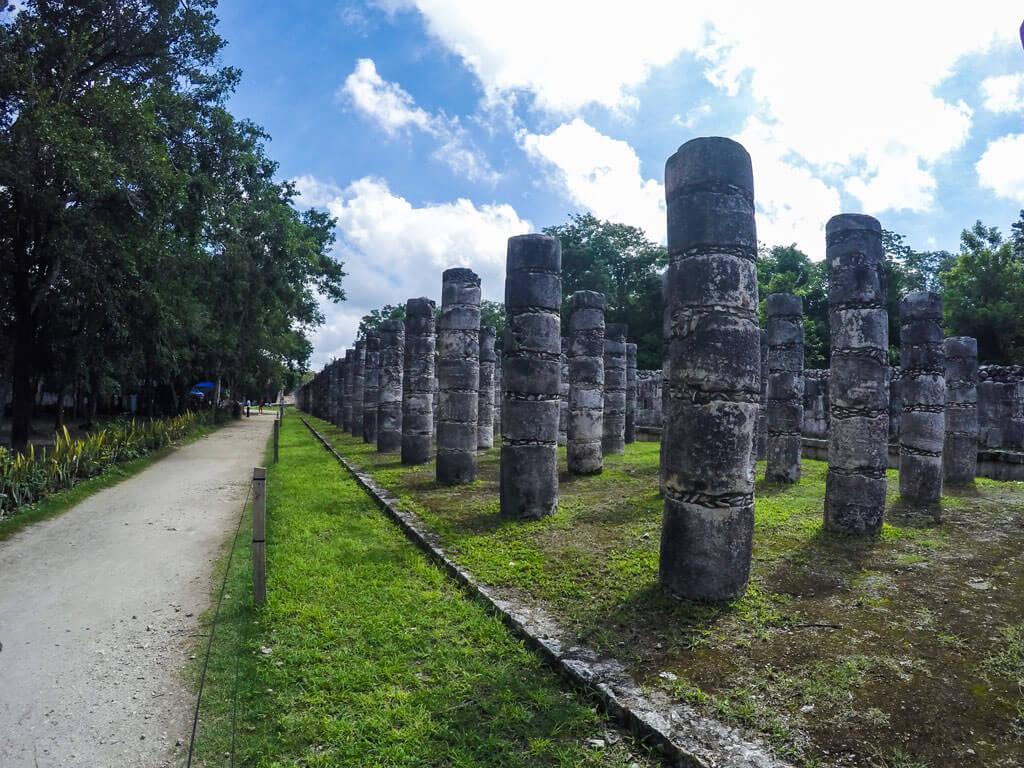 La sala dalle mille colonne