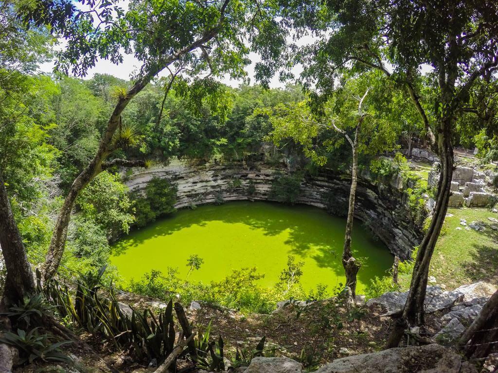 Il Cenote Sacro