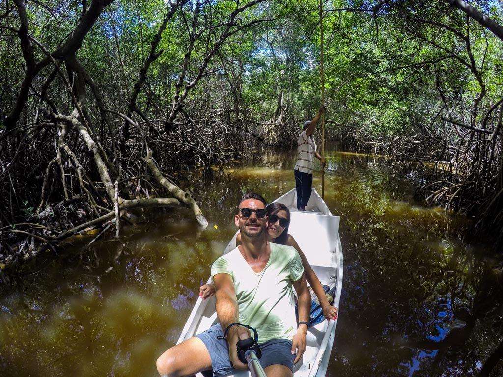 In barca con Reygaspar