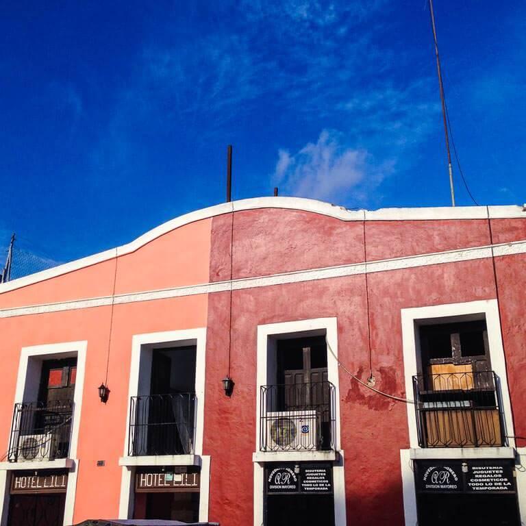 I tetti stondati di Valladolid