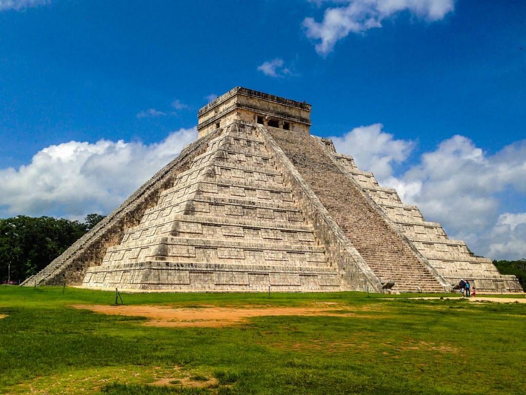 La grande Piramide di Kukulkan