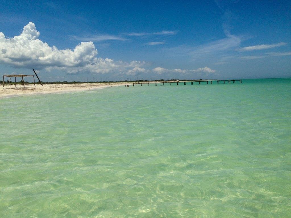 La spiaggia desolata