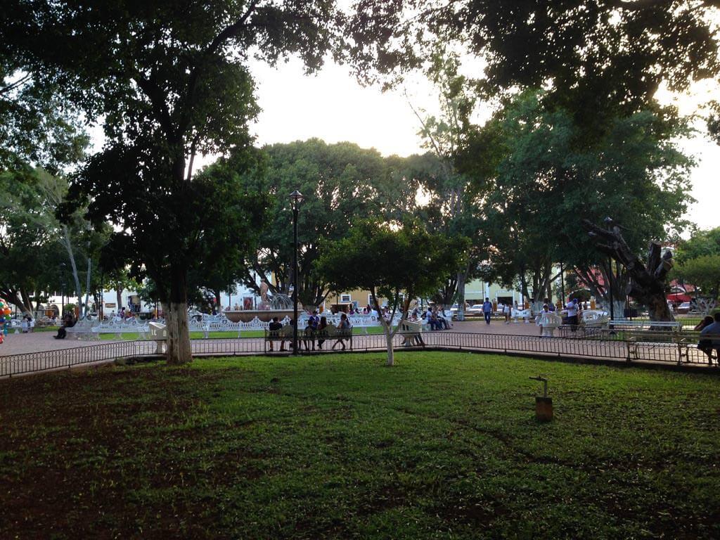 Il parco di Valladolid