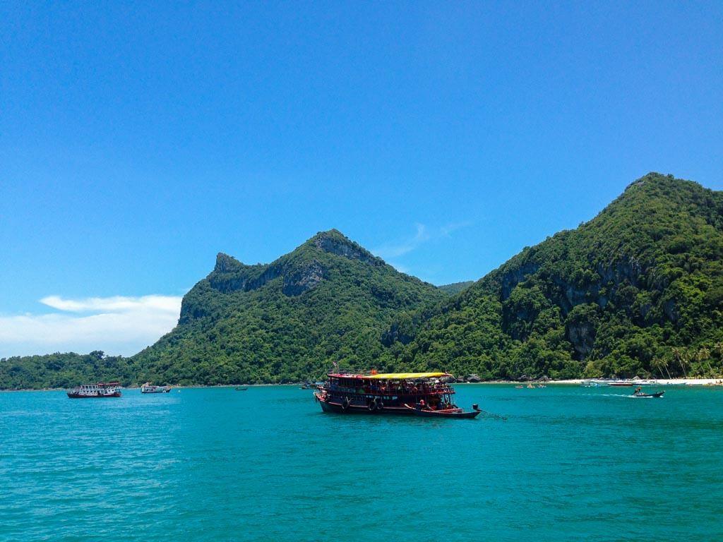 Arcipelago di Ang Thong