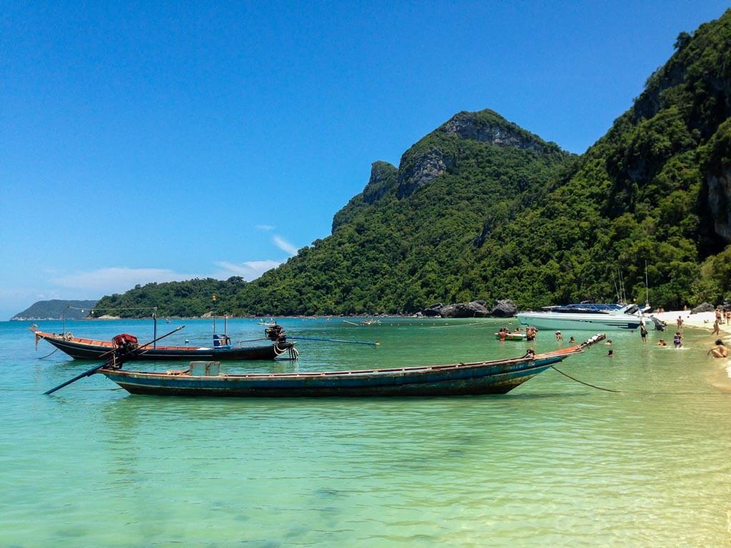 L'isola di Wua Talap