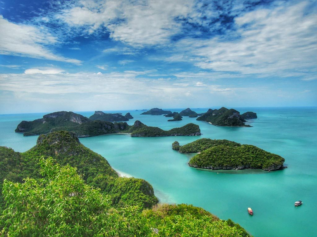 Isole dell'arcipelago di Ang Thong
