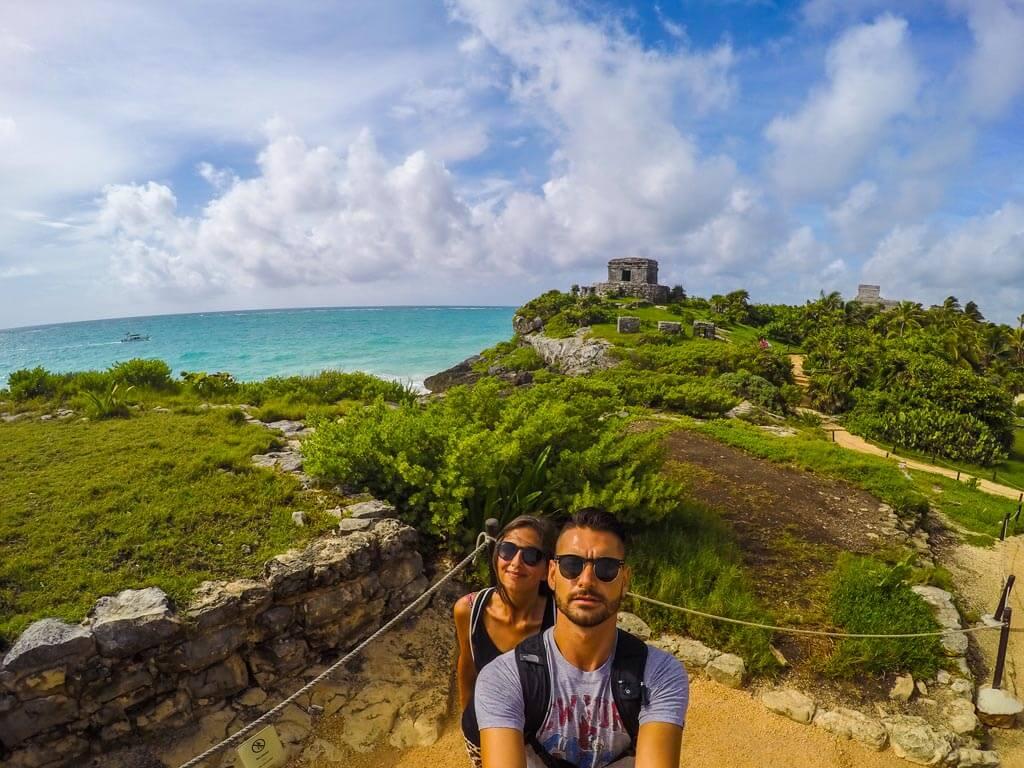 Tulum - Rovine Maya sul mare