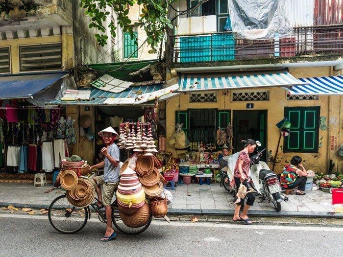 Biciclette di Hanoi