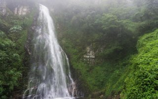 Sapa - Silver Waterfall