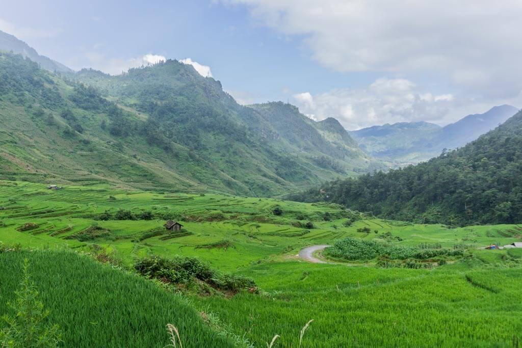 Le vallate di Sin Chai