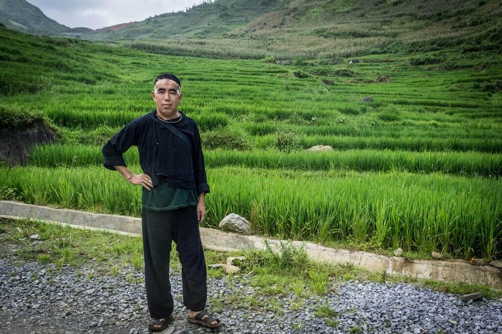 Black Hmong a Sin Chai