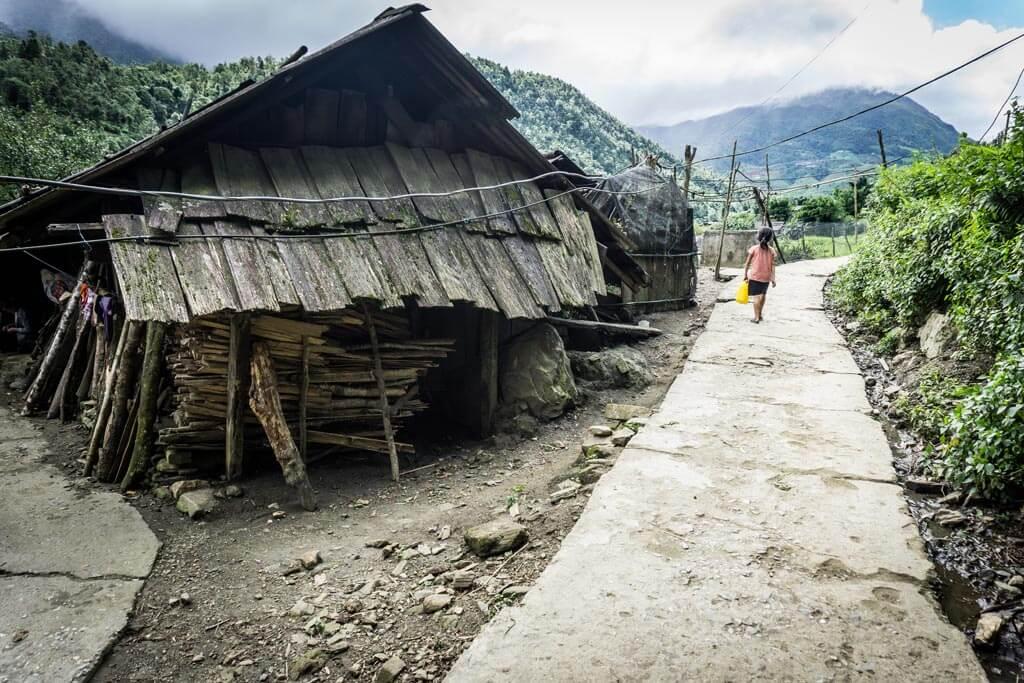 Villaggi di minoranze etniche