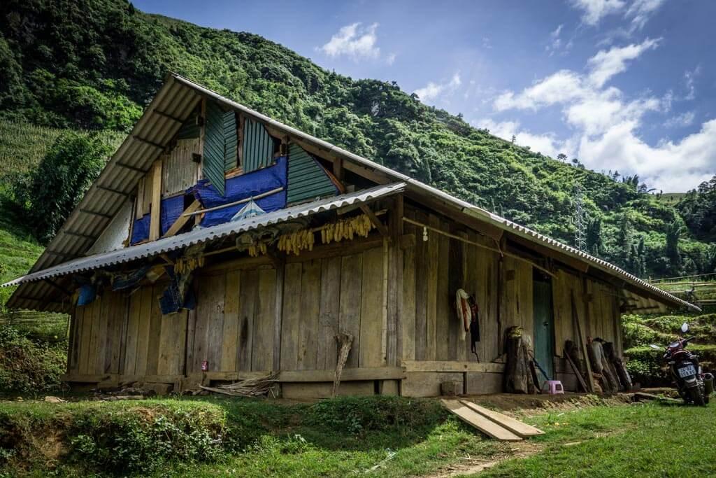 Una casa tra le risaie