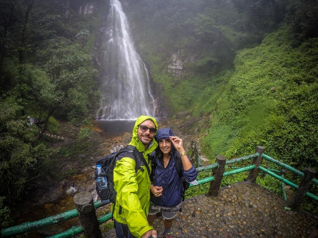 Cascata Thac Tinh Yeu