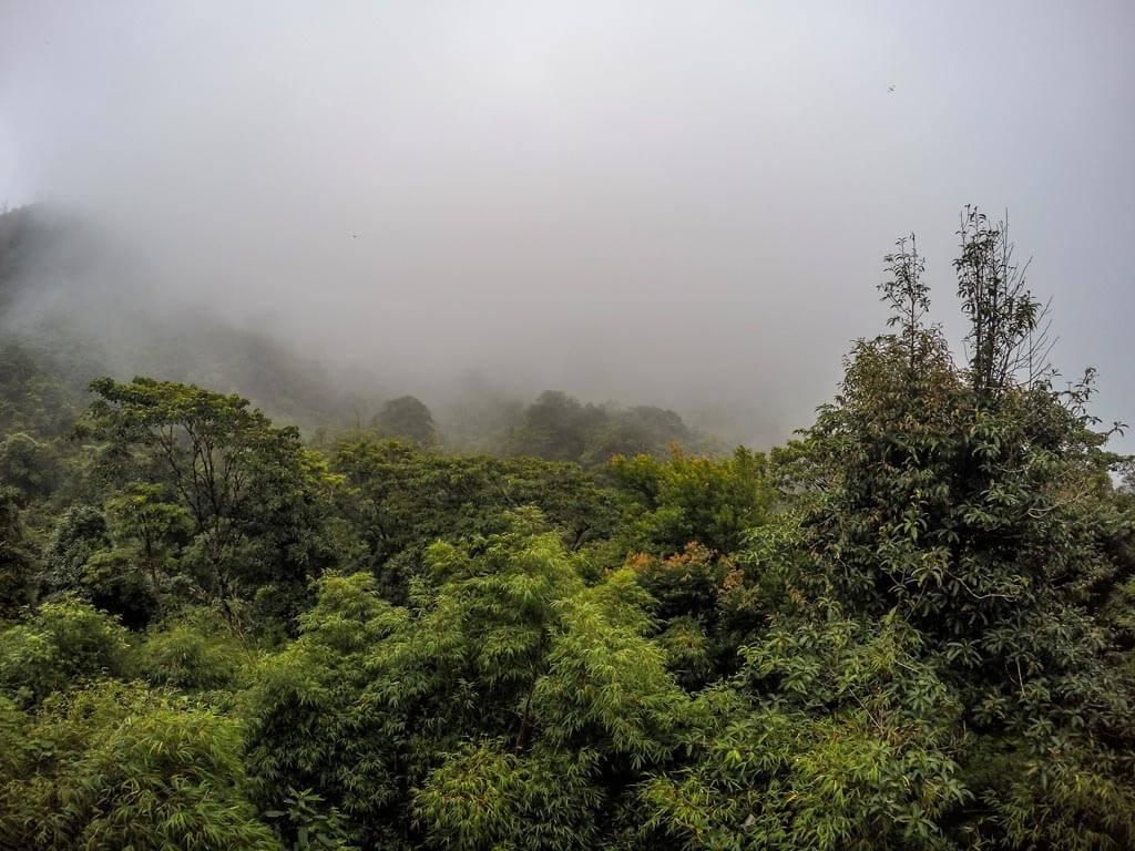 La nebbia di Sapa