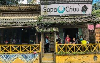 La sede di Sapa o' Chau