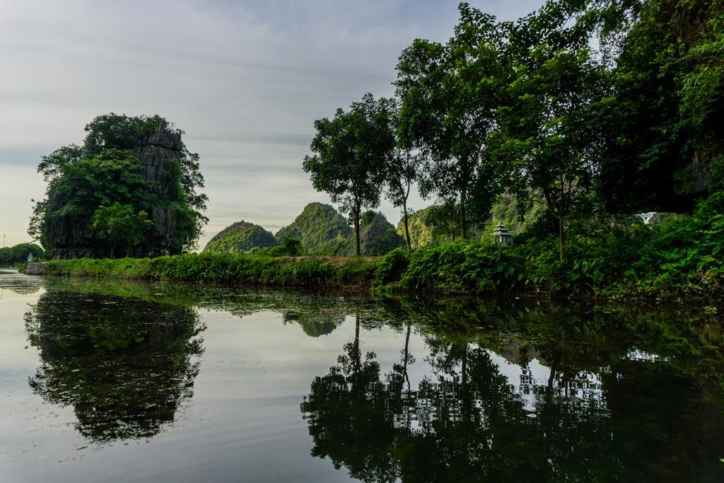 Vietnam del nord - Tam Coc