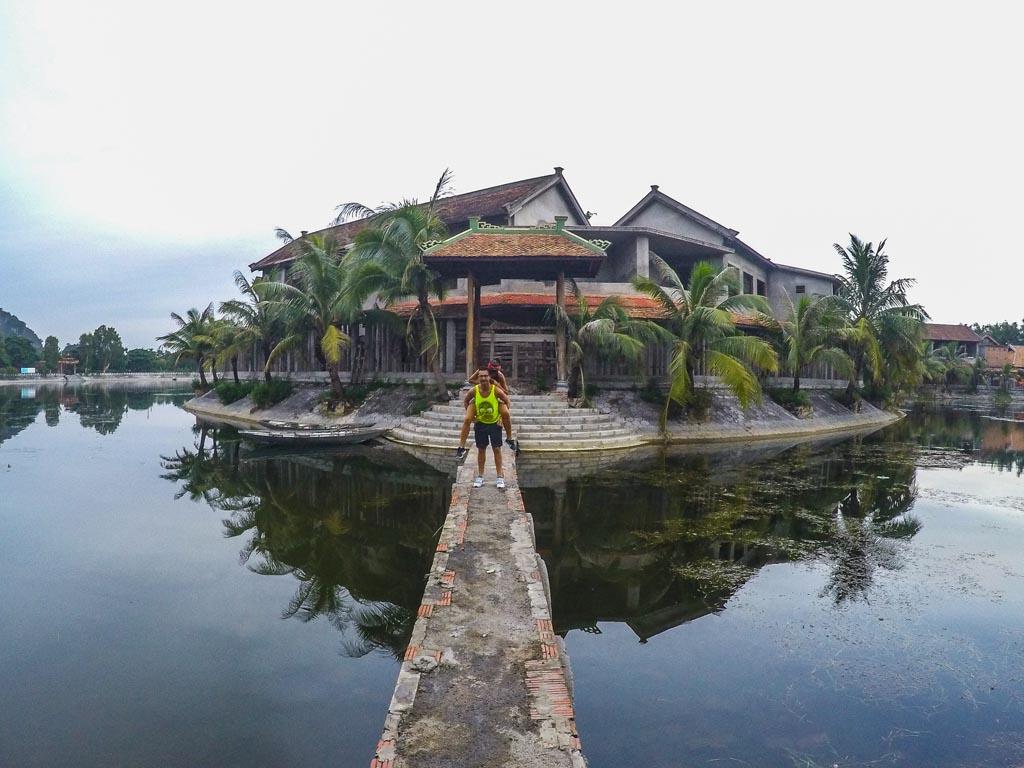 Ninh Binh - in giro per Tam coc