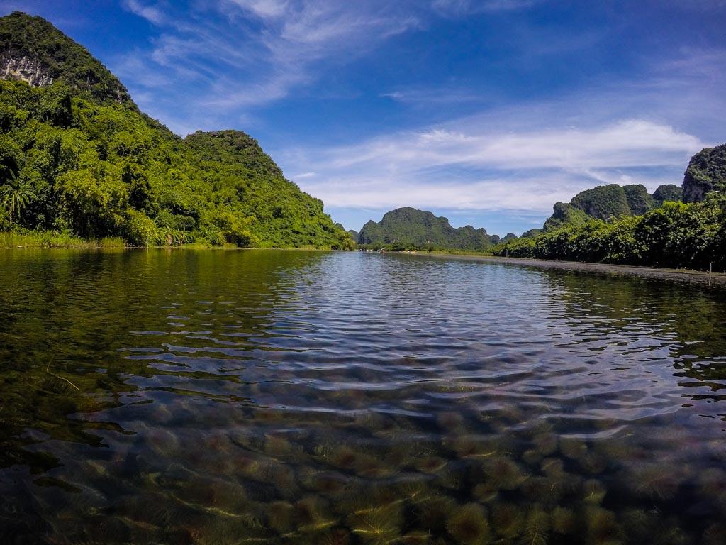 Vietnam del nord -Trang An