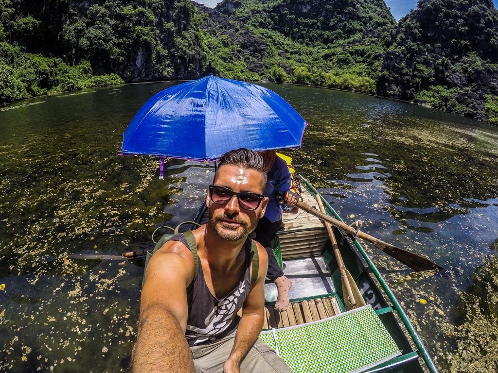 Ninh Binh - gita sul fiume a Trang An