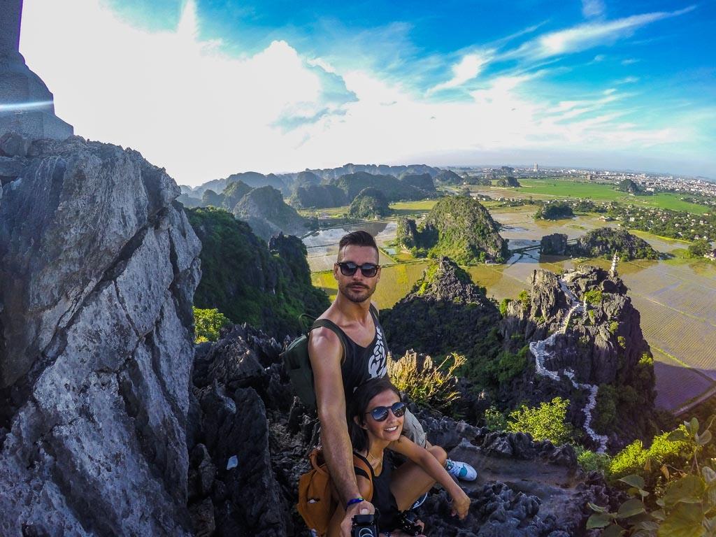 Vietnam del nord - Sulla vetta di Mua Cave