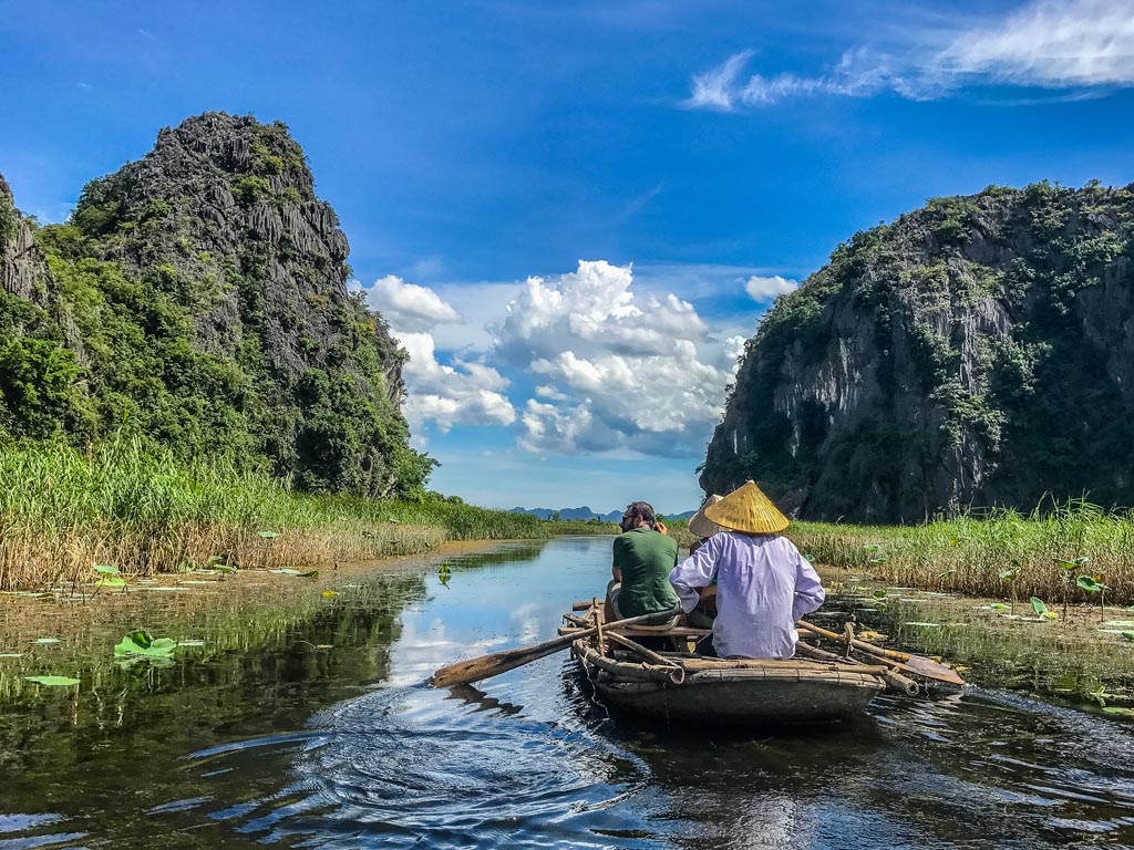 Ninh Binh - riserva naturale di Van Long