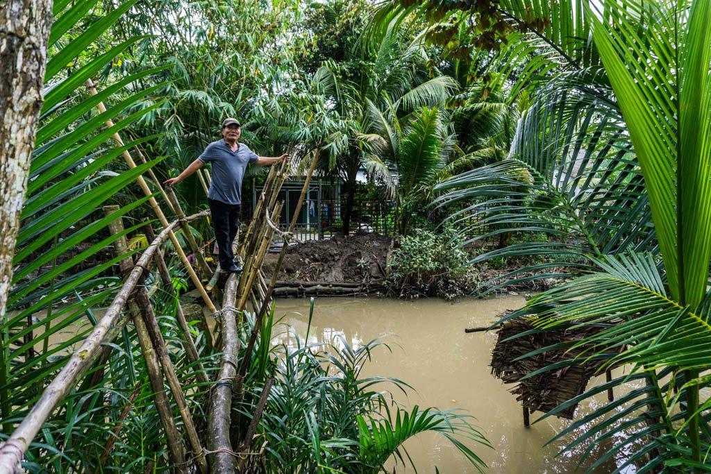 Delta del Mekong - Hung di Asiatica Travel