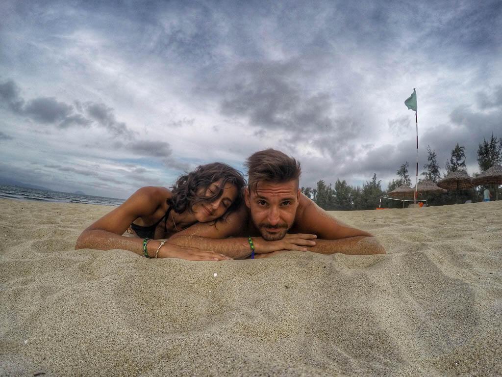 Hoi An - Cua Dai beach