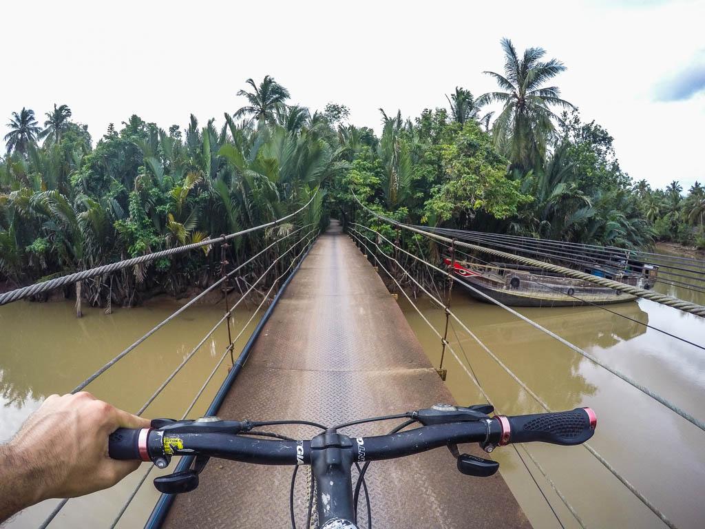 Delta del Mekong - Ben Tre