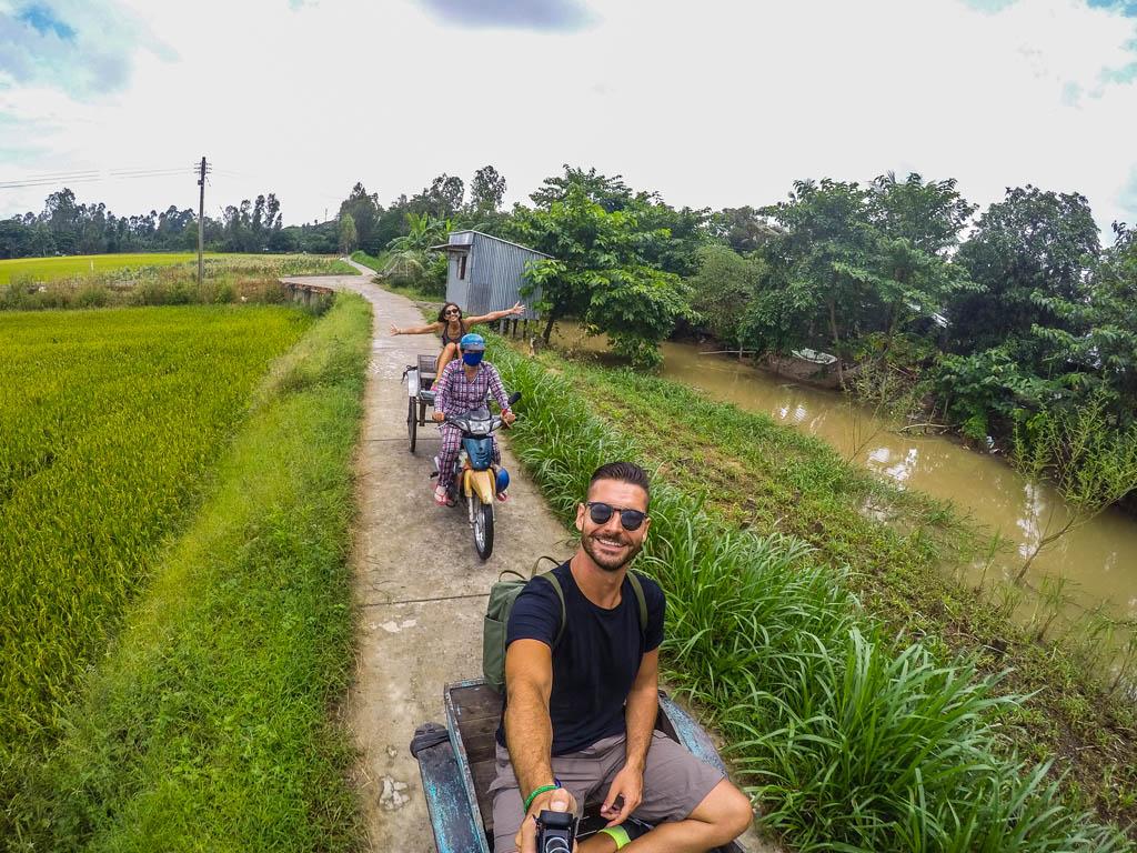 Delta del Mekong - in giro per l'Isola del Signor Tigre