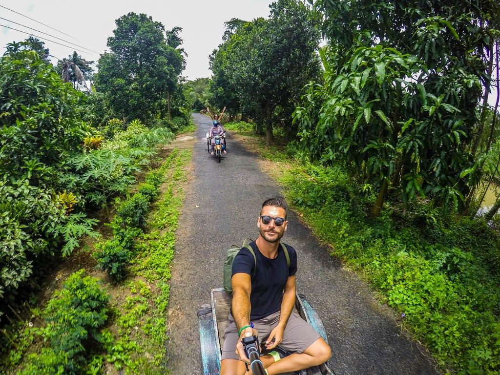 Delta del Mekong - Isola del Signor Tigre