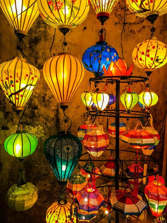 Hoi An cosa vedere - lanterne