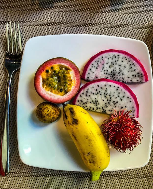 Hoi An - frutti tropicali