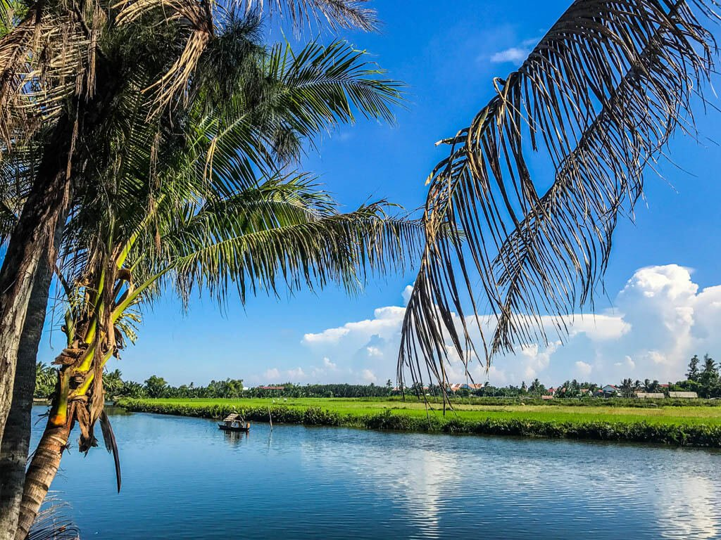Hoi An cosa vedere - Fiume nelle campagne