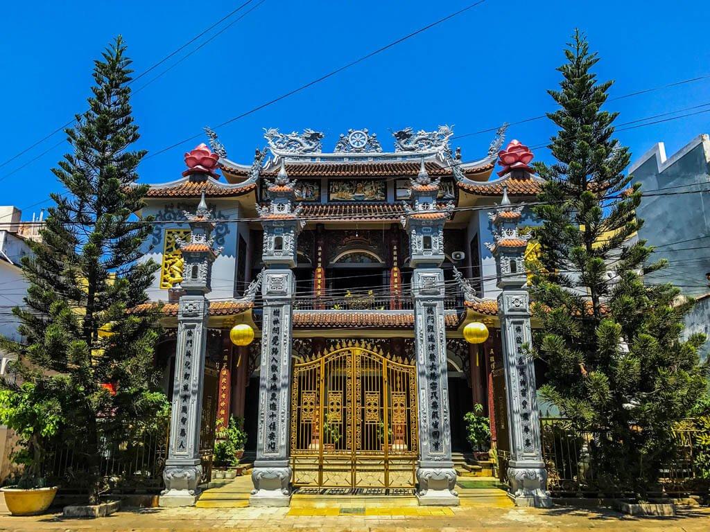Hoi An cosa vedere - edificio in stile cinese