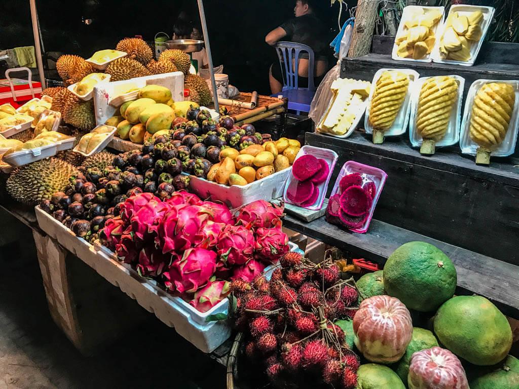 Frutta vietnamita - Hoi An cosa vedere