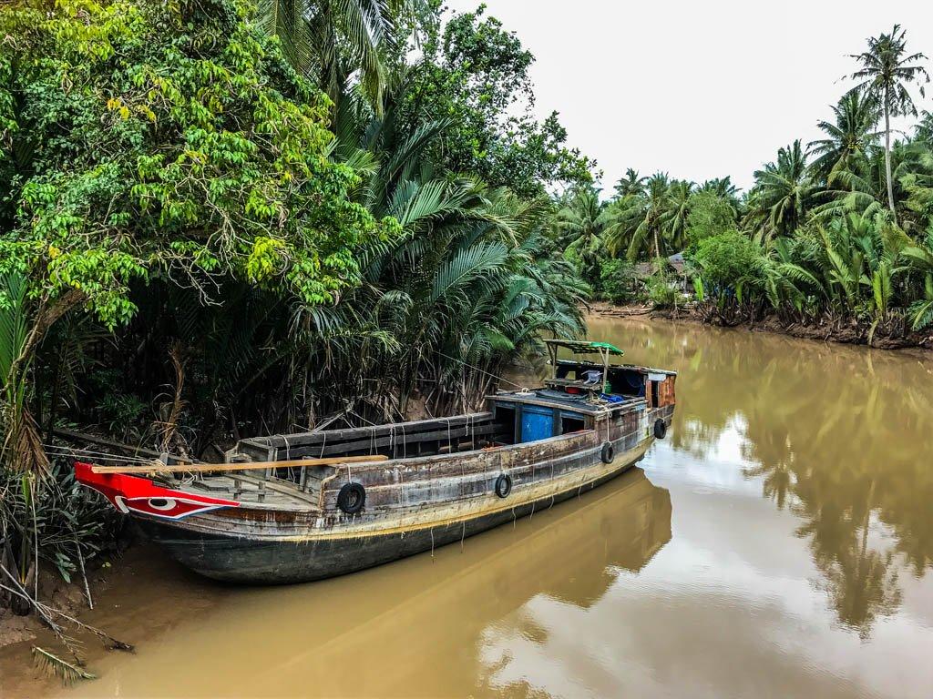 Delta del Mekong - Ben Tre, la giungla