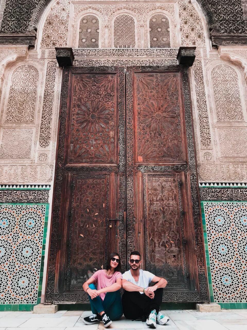 Marocco itinerario di viaggio_Medersa Al Attarine