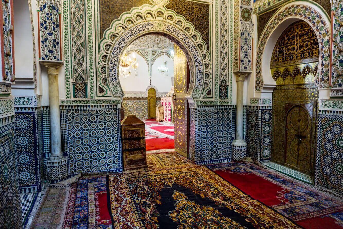 Marocco itinerario di viaggio_Moschea di Kairaouine