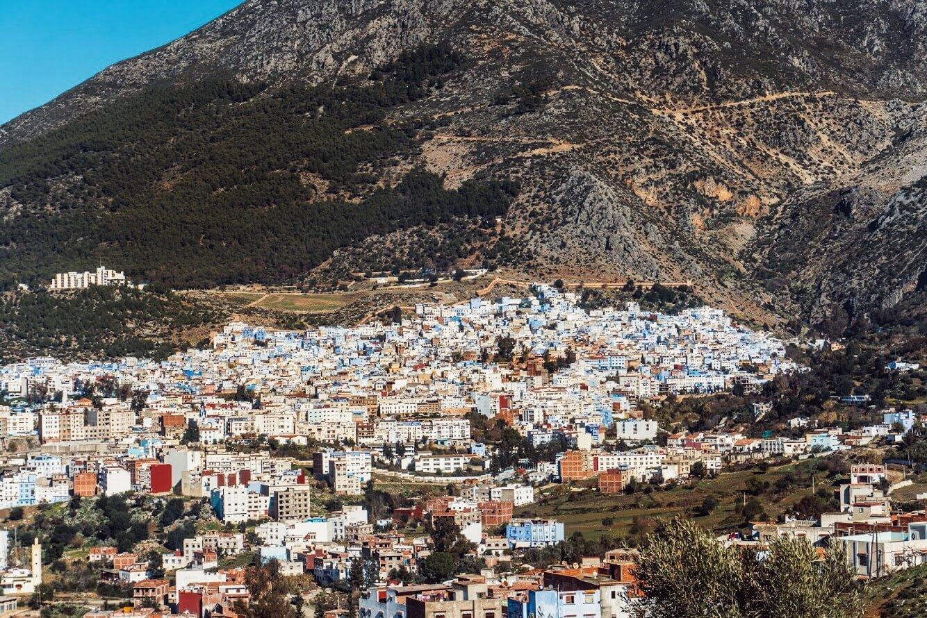 Marocco itinerario di viaggio_Chefchaouen