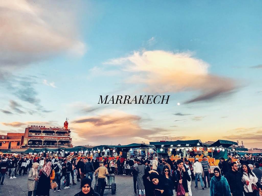 Una settimana in Marocco_Marrakech