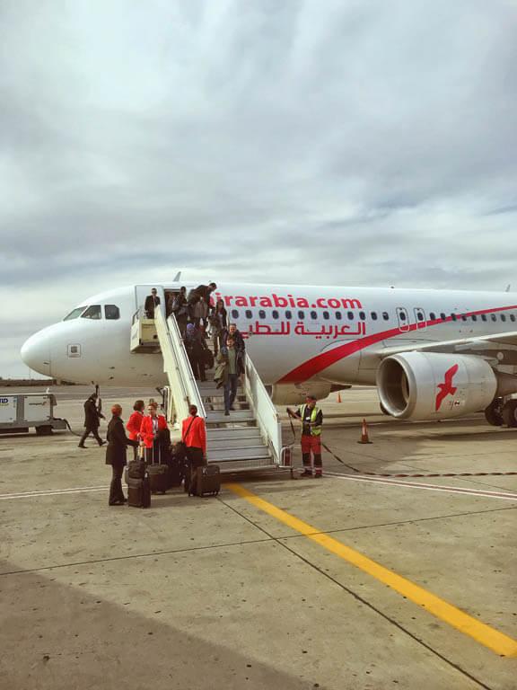Una settimana in Marocco_Air Arabia Maroc