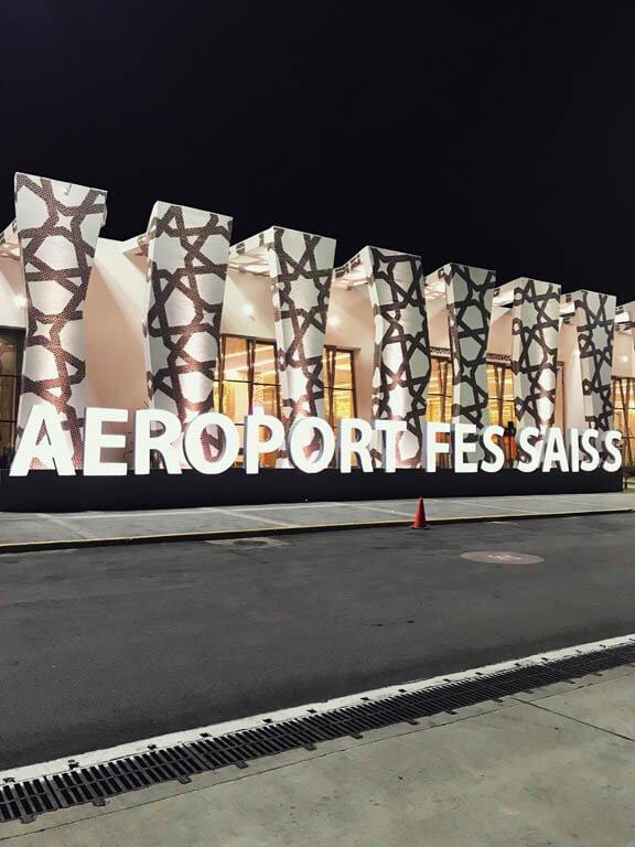 Una settimana in Marocco_Aeroporto di Fes