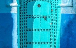 Le porte di Chefchaouen