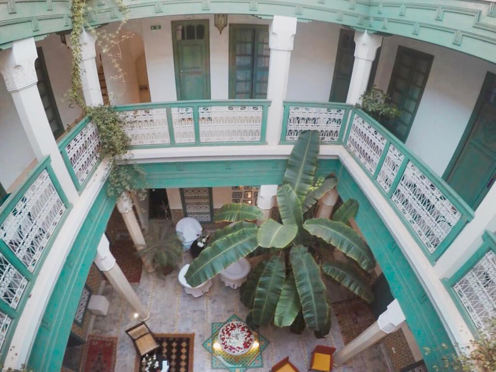 I migliori Riad di Marrakech - Riad Azahar