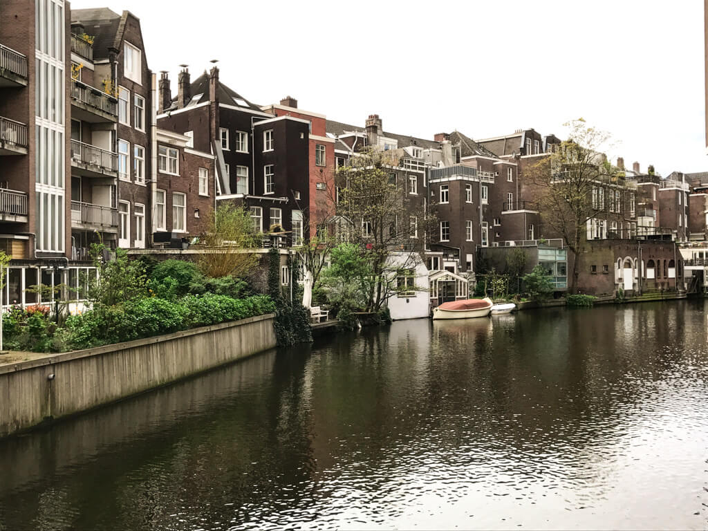 Amsterdam_scorcio nel canale 2