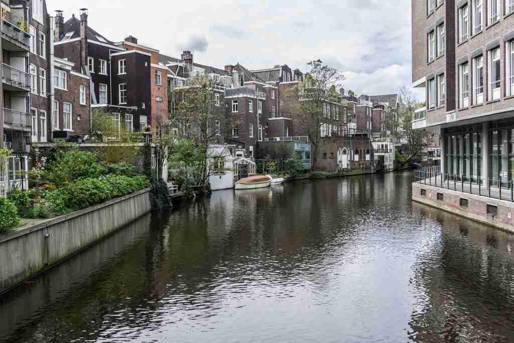 Amsterdam_scorcio nel canale