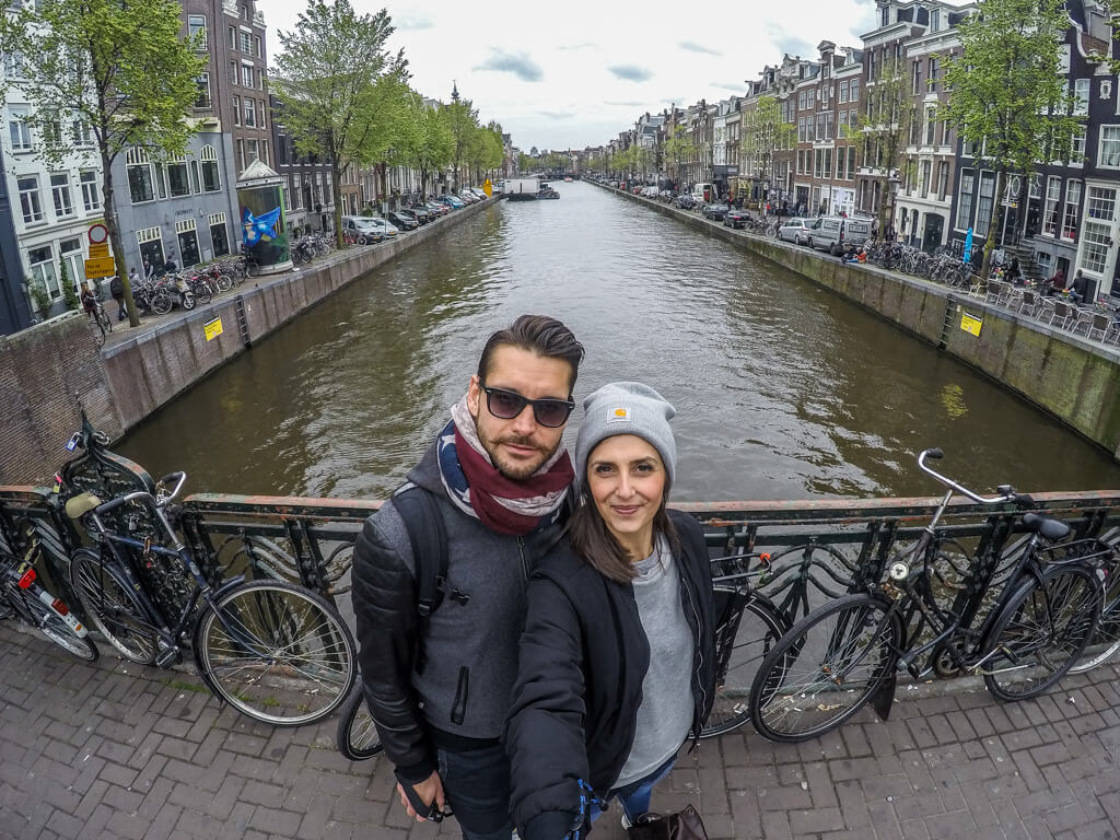 Amsterdam_selfie con gopro