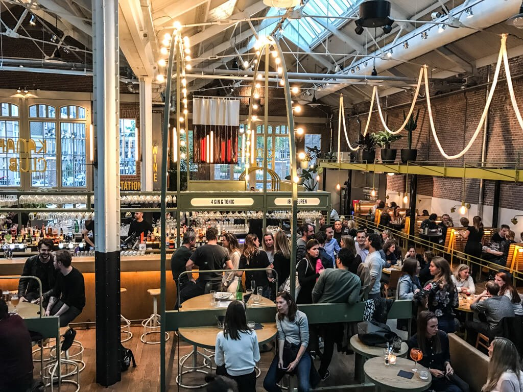 Amsterdam dove mangiare_Foodhallen