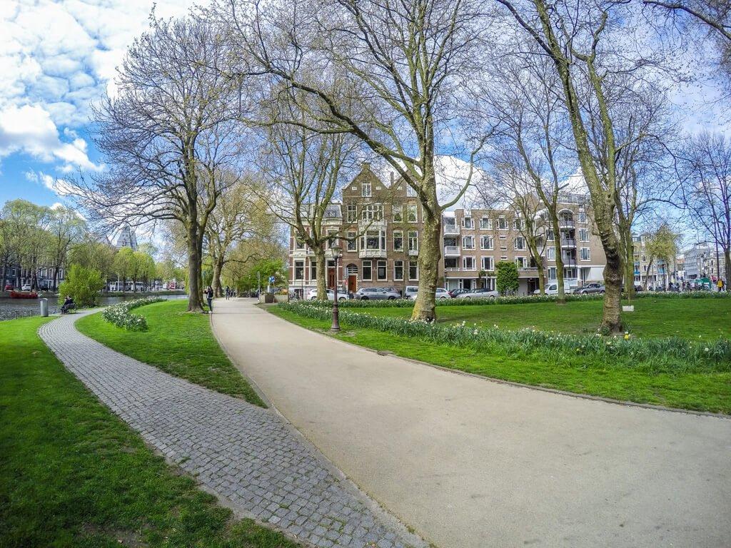 Lungo il fiume Amstel